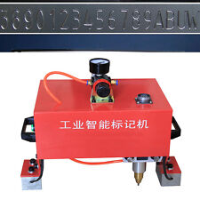 Portable Marking Machine VIN Code Chassis Number Used To Car Chassis Marking