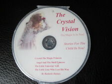 4 Original Children's Stories by Rashelle Haines Crystal Vision Audio Book CD