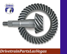 "Premium Yukon Gear Ring and Pinion -- Chrysler 9.25"" 3.55 Ratio 12 Bolt Rear End"