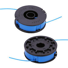 2 x ALM Trimmer Spool & Line for JCB LT30500 Grass Strimmers