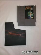 DRAGON WARRIOR IV (Nintendo Entertainment System 1992) Loose Cart w/ NES Sleeve