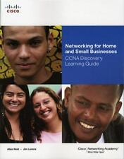 Networking for Home and Small Businesses, CCNA Discovery Learning Guide (Compani