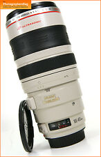 Canon EF 100-400mm F4.5-5.6L IS USM Zoom Lens for EOS SLRs + Free UK Post