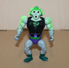 1986 He-Man MOTU SNAKE FACE MASTERS OF THE UNIVERSE Action Figure Figur