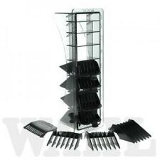 Wahl Clipper Attachment Comb Set No 1 - 8 Black
