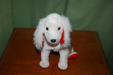 SONNET the Pink & Red I love You DOG  - Ty Beanie Baby  -  MWMT Valentine's Day