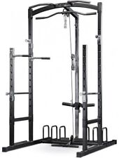 At Home Gym Equipment Workout System Exercise Fitness Machine Squat Power Rack