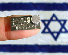 Micro Spy Bug - Radio FM Transmitter only of nail size! New version !