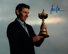 Stephen GALLACHER SIGNED Autograph 10x8 RARE Photo AFTAL COA Ryder Cup WINNER