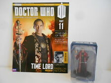 DOCTOR WHO - FIGURINE COLLECTION - Part 11 - TIME LORD RASSILON FIGURE+MAGAZINE