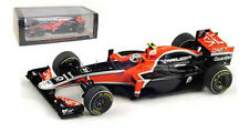 Spark S3015 Virgin MVR-02 Chinese GP 2011 - Jerome D'Ambrosio 1/43 Scale