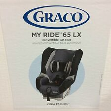 Brand New* Graco My Ride 65 LX convertible car seat, Coda Fashion