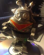 WALKING ROBOT **Wind Up Toy ** with REVOLING BODY (( Yone # 2219))