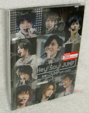 Hey! Say Jump Zenkoku e Tour 2013 Taiwan Ltd 2-DVD+10 cards (Special Package)