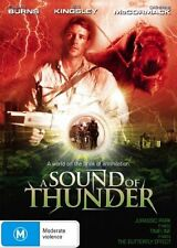 A Sound Of Thunder (DVD, 2006)EX RENTAL NOTE DISC ONLY I CAN POST 4 DISCS FOR $1