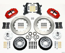 "Cyclone,Galaxie,Ranchero,Wilwood Superlite 6R Front Big Brake Kit 14"" Rotors ~"