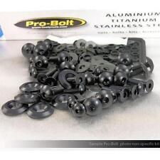 Pro Bolt Fairing Aluminum Kit - Black Fho099-Bk Cbr600Rr 07-11 Fairg Kt 606829