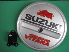 SUZUKI Grand Vitara Spare Wheel Cover - BRAND NEW with Fitting Kit