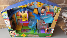 Fisher-Price Julius Jr. Rock 'n Playhouse Box - BJG14