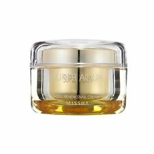 [US Seller+Free Samples] MISSHA SUPER AQUA CELL RENEW SNAIL CREAM[1.59 oz/47ml]