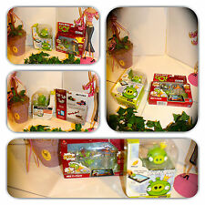 ANGRY BIRDS GO! TELE-PODS & ANGRY BIRDS KING PIG LOT!