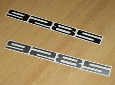 Porsche 928 S Schriftzug / Aufkleber / Emblem 928S