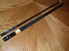 """CITY OF LIGHTS CUE AND CASE COMBO POOL STICK  - NEW 19 oz 58"""""""