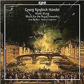 Handel - Water Music, Music for the Royal Fireworks [Sacd/CD Hybrid] (2008)