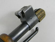 K31 SCHMIDT RUBIN RIFLE BRASS MUZZLE COVER.
