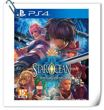 PS4 Star Ocean 5 Integrity ENG JPN 銀河遊俠 5 中文 SONY Square Enix RPG Game