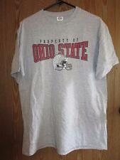 New- Ohio State Buckeyes Mens L Large Gray Shirt by Delta