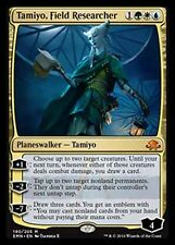 * MAGIC MTG: Tamiyo, Field Seungyeol (Mythic) - Eldritch Moon * TOP *