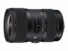 Sigma art 18-35mm F1.8 DC HSM For Nikon Lens