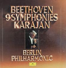Herbert Karajan - Beethoven 9 Symphonies (8 Vinyl LP Set, 1977 Polydor, Germany)