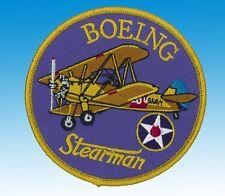 Patch écusson Boeing Stearman