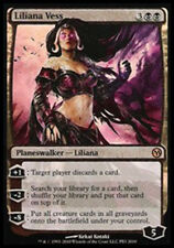 MTG Magic the Gathering Foil DOTP PS3 Promo Liliana Vess