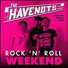THE HAVENOTS Rock 'N' Roll Weekend LP . punk power pop the boys buzzcocks