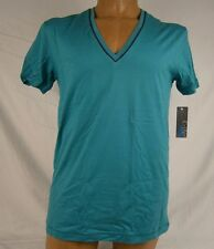 C-IN2 Pop Color V-Neck T-Shirt Small Pagoda NWT #224M AK411