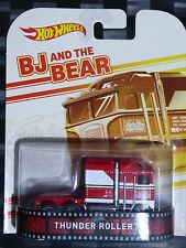 2014 HOTWHEELS - Retro entertainment F - BJ and the BEAR Thunder Roller