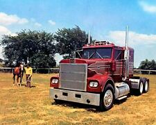 1974 ? Marmon COE Tractor Truck Factory Photo c2376-HBABAG