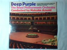 DEEP PURPLE ROYAL PHILARMONIC ORCHESTRA Concerto for group and orchestra lp UK