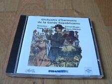 Orchestre d'Harmonie de la Garde Républicaine : Polkas et airs variés 1900 - CD
