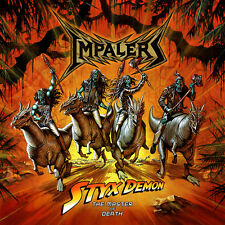 Impalers 'Styx Demon: The Master Of Death' EP Audio CD