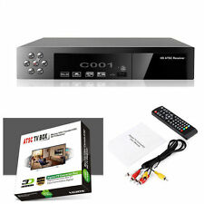 FULL HD USA ATSC TV BOX DIGITAL CONVERTOR RECEIVER SIGNAL ANTENNA HDMI ANALOG