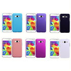 Hard Rubberized Matte Snap-On Cover Case for Samsung Galaxy Core Prime/G360 3608
