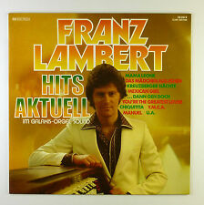 "12"" LP - Franz Lambert - Galaxis-Orgel-Sound - B3935 - washed & cleaned"