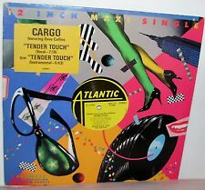 """Cargo Feat. Dave Collins Tender Touch 12"""" Maxi Single """"Promo Copy"""" EX+-NM"""