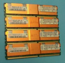 8GB(4X2GB) PC2-5300F MEMORY RAM FOR HP WORKSTATION XW6600 XW8400 XW8600
