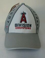 2004 Anaheim angels division champs hat hipster rare cool Old School Hat Cap ZZ