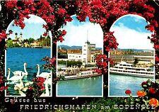 Friedrichshafen am Bodensee , Ansichtskarte ; 1981 gelaufen